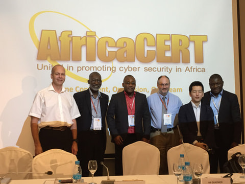 AfricaCERT Workshop and Training in Mauritius