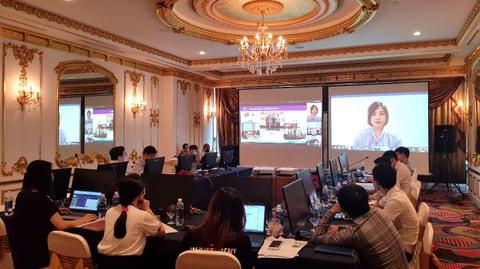 CSIRT Training to VNCERT/CC with JICA