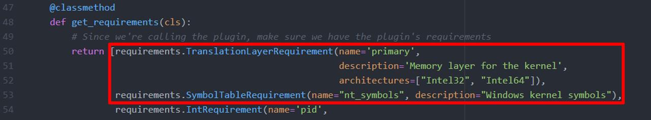 Defining Symbol and Memory Layer